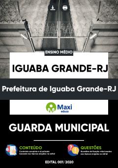 Apostila Digital em PDF da Prefeitura de Iguaba Grande-RJ