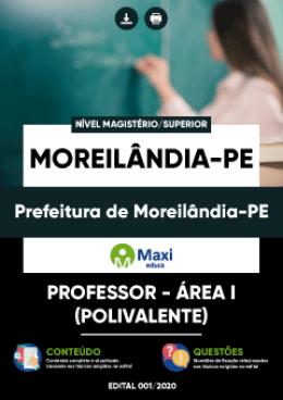 Professor - Área I (Polivalente)