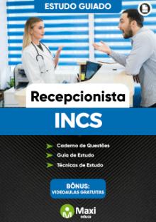 Concurso do Instituto Nacional de Ciências da Saúde - INCS