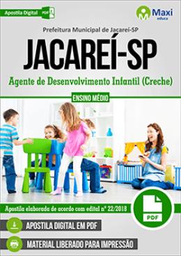 Agente de Desenvolvimento Infantil (Creche)