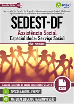 Assistência Social - Especialidade: Serviço Social