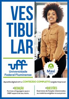 Apostila Digital Preparatória para Vestibular - UFF