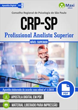 Profissional Analista Superior