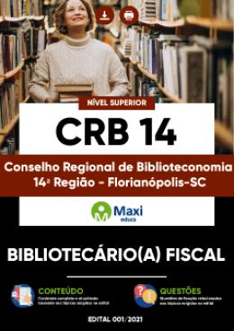 Bibliotecário(a) Fiscal