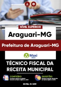 Técnico Fiscal da Receita Municipal