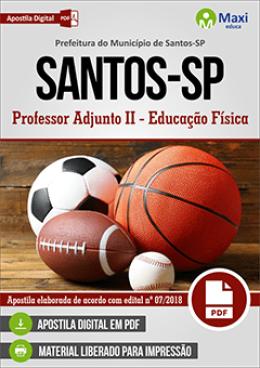 Professor Adjunto II - Educação Física