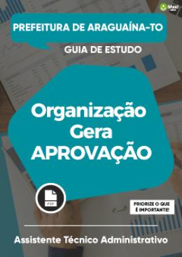 Guia de Estudo -  Assistente Técnico Administrativo