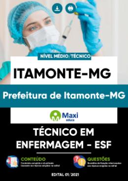 Técnico em Enfermagem - ESF