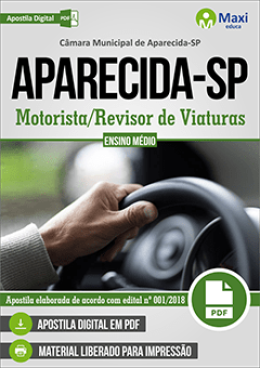 Motorista/Revisor de Viaturas