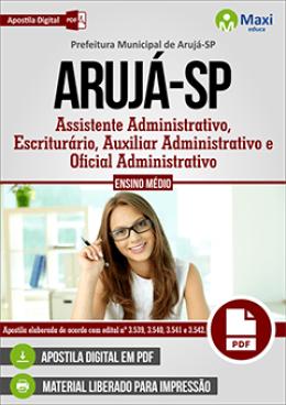 Assistente Administrativo, Escriturário, Auxiliar Administrativo e Oficial Administrativo