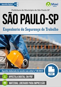 Profissionais de Engenharia, Arquitetura, Agronomia e Geologia - Engenharia da Segurança do Trabalho