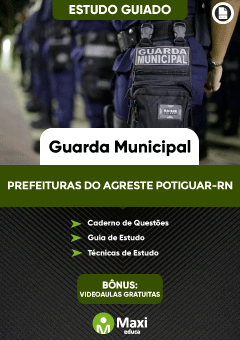 Concurso das Prefeituras do Agreste Potiguar-RN