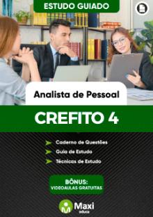 Concurso do Conselho Regional de Fisioterapia e Terapia Ocupacional da 4ª Região-Minas Gerais - CREFITO 4