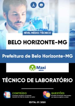 Técnico de Laboratório