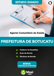 Concurso da Prefeitura de Botucatu-SP