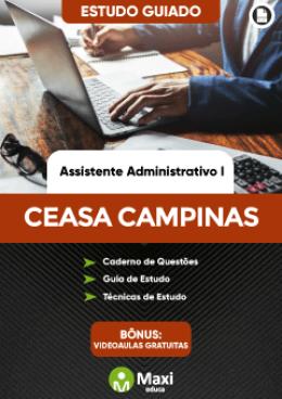 Estudo Guiado - Assistente Administrativo I