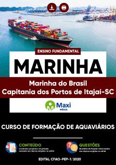 Apostila Digital em PDF da Marinha do Brasil - Capitania dos Portos de Itajaí-SC - MARINHA