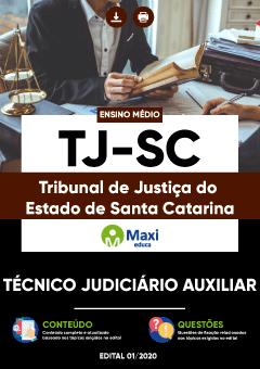 Apostila Digital em PDF do Tribunal de Justiça do Estado de Santa Catarina - TJ-SC