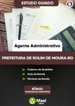 Estudo Guiado - Agente Administrativo