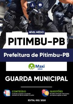 Apostila Digital em PDF da Prefeitura de Pitimbu-PB