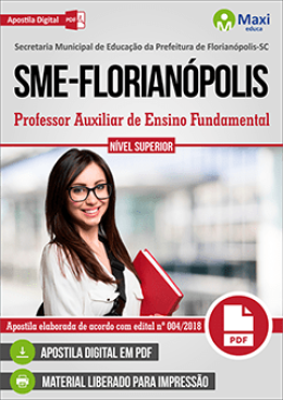 Professor Auxiliar de Ensino Fundamental