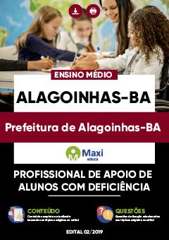 Apostila Digital em PDF da Prefeitura de Alagoinhas-BA