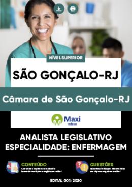 Analista Legislativo – Especialidade: Enfermagem
