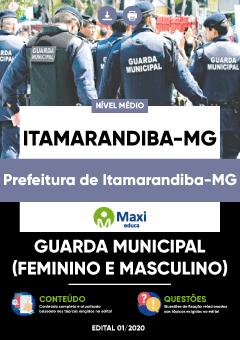 Apostila Digital em PDF da Prefeitura de Itamarandiba-MG