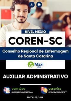 Apostila Digital em PDF do COREN-SC - Conselho Regional de Enfermagem de Santa Catarina