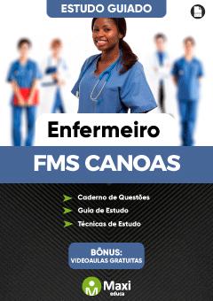 Concurso da Fundação Municipal de Saúde de Canoas-RS - FMS Canoas