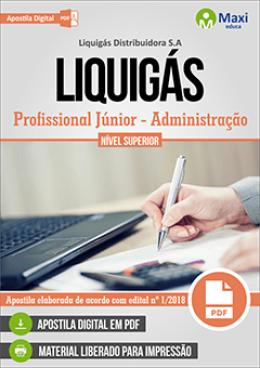 Profissional Júnior - Administração
