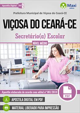 Secretário (a)Escolar