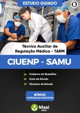 Estudo Guiado - Técnico Auxiliar de Regulação Médica