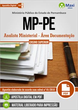 Analista Ministerial - Área Documentação