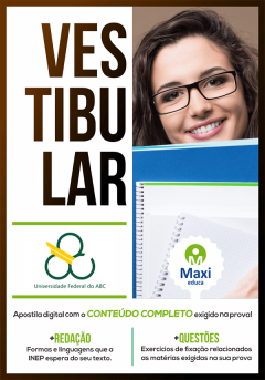 Apostila Digital Preparatória para Vestibular - UFABC