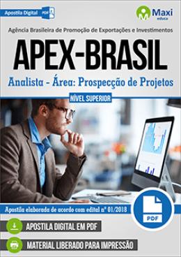 Analista - Área: Prospecção de Projetos