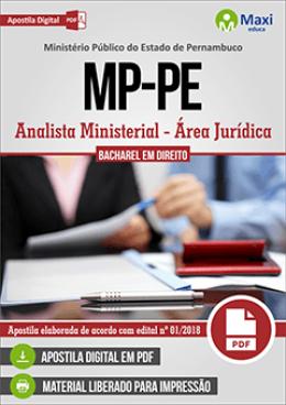 Analista Ministerial - Área Jurídica
