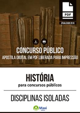História para Concursos Públicos