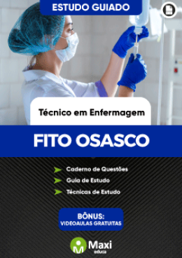 Estudo Guiado - Técnico em Enfermagem