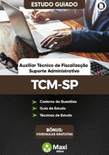 Concurso do TCM-SP