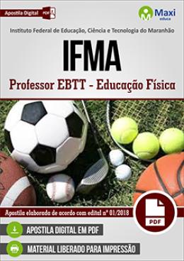Professor EBTT - Educação Física