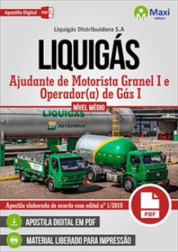 Ajudante de Motorista Granel I e Operador(a) de Gás I