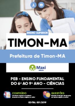 PEB - Ensino Fundamental do 6º ao 9º ano - CIÊNCIAS