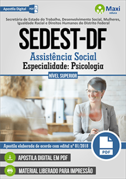 Assistência Social - Especialidade: Psicologia