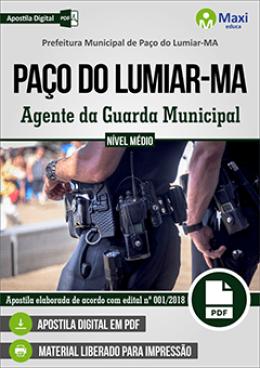 Agente da Guarda Municipal