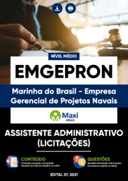 Assistente Administrativo (Licitações)
