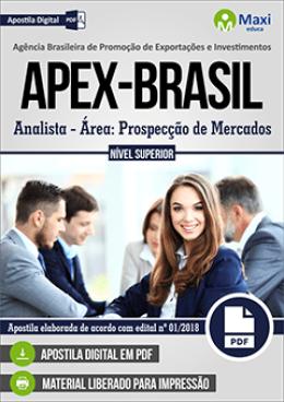 Analista - Área: Prospecção de Mercados