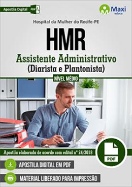 Assistente Administrativo (Diarista e Plantonista)