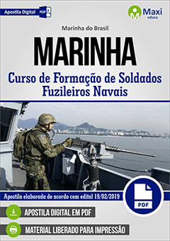 Apostila Digital em PDF da Marinha do Brasil - MARINHA