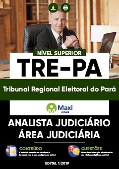 Apostila Digital em PDF do Tribunal Regional Eleitoral do Pará - TRE-PA